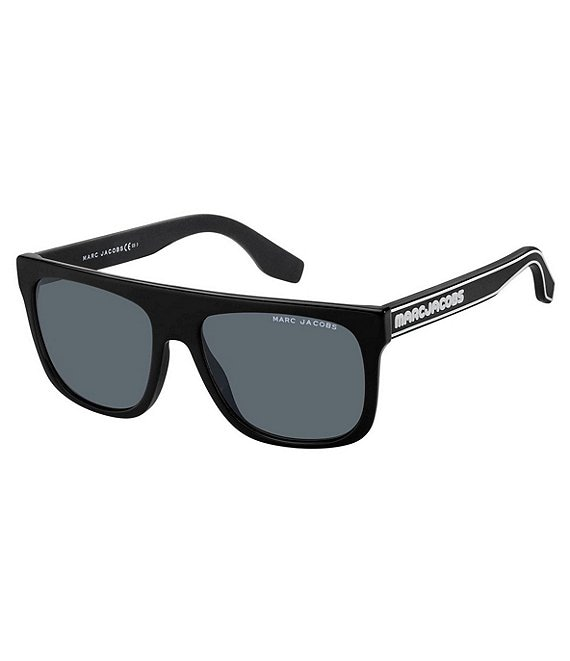 The Marc Jacobs Retro Rectangle Sunglasses