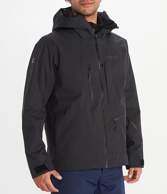 Color:Black - Image 1 - Refuge MemBrain® Waterproof Snow Jacket