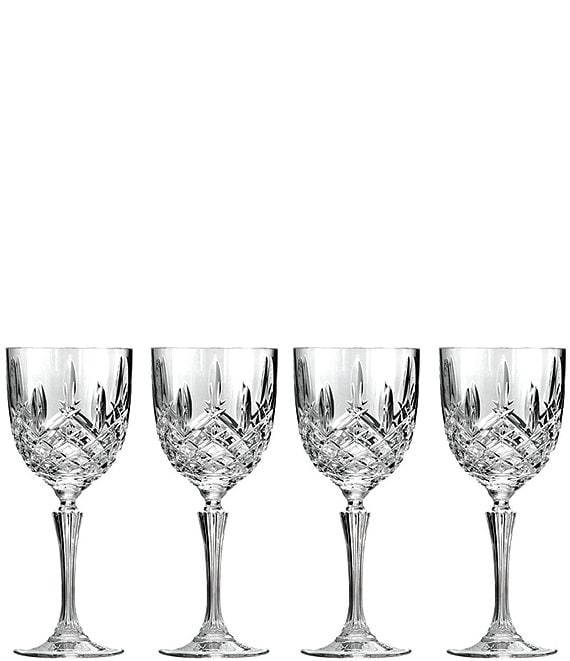 Marquis by Waterford Markham 4-Piece Traditional Crystal ...