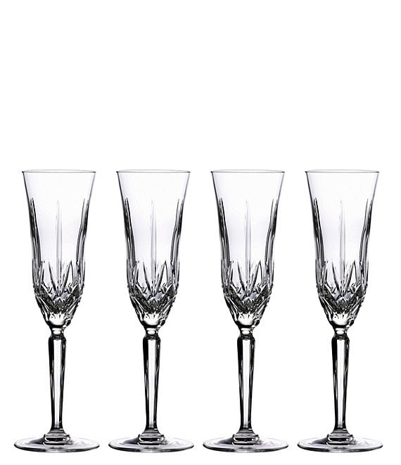 Marquis by Waterford Maxwell Flute, Set of 4