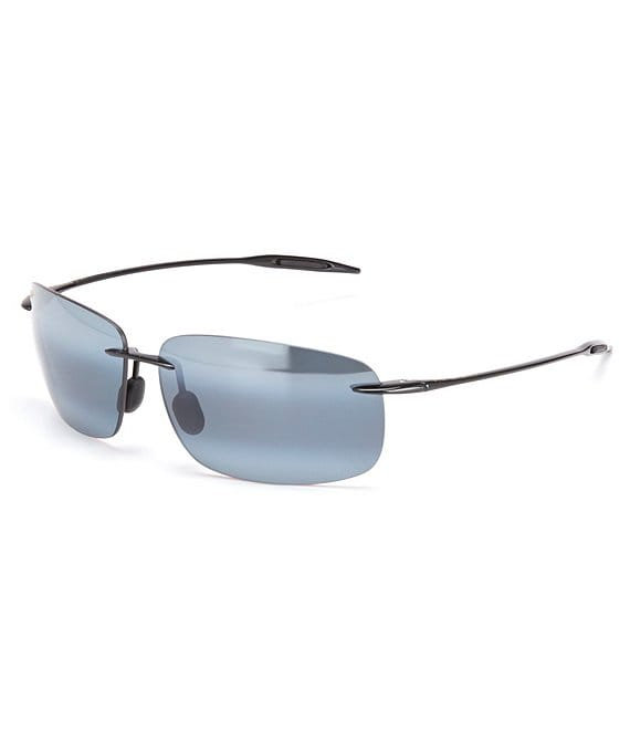 733a29ac6ca Maui Jim Breakwall Polarized Flash Mirror Sunglasses