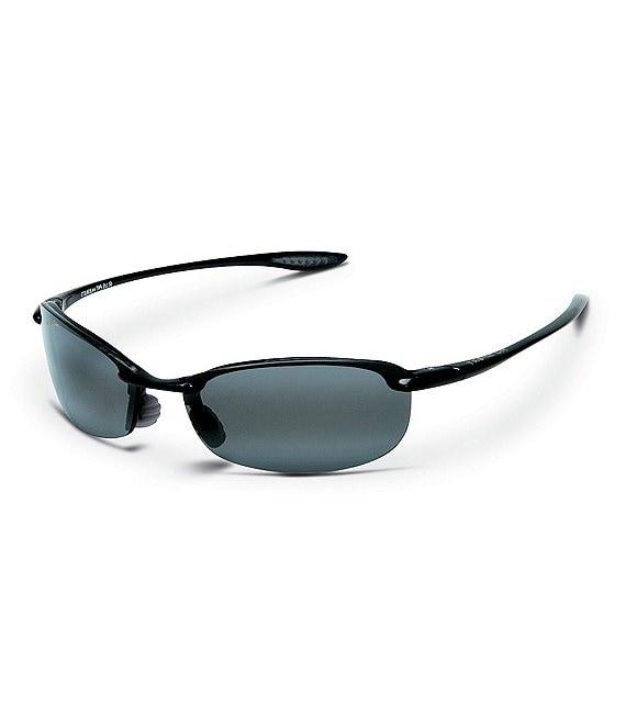 6e63907ced03 Maui Jim Makaha Polarized Glare and UV Protection CLEARSHELL® Sunglasses    Dillard's