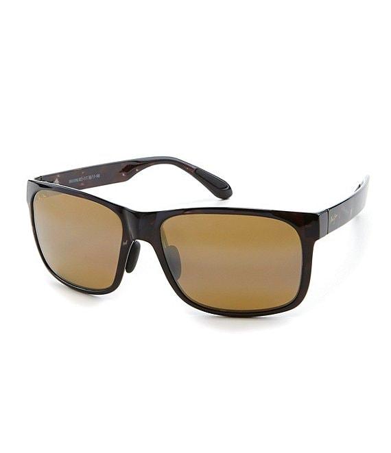cf99200a3f Maui Jim Red Sands Polarized Sunglasses