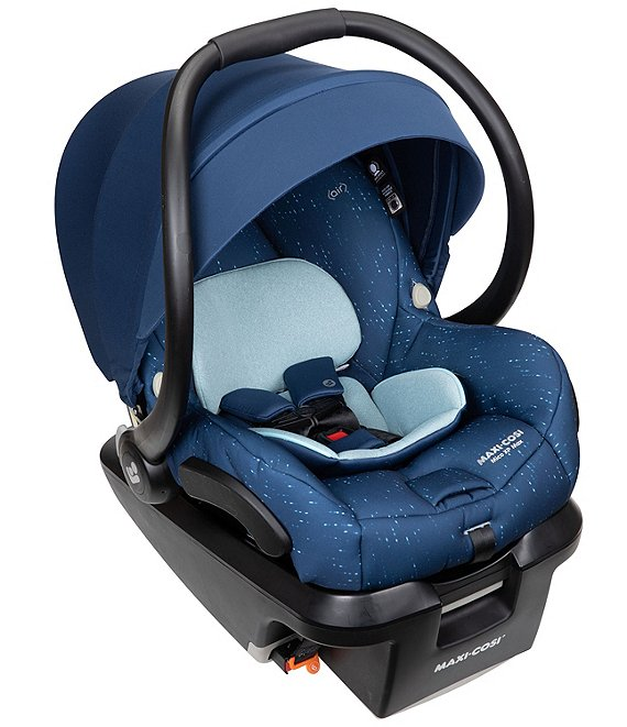 Color:Sonar Blue - Image 1 - Mico XP Max Infant Car Seat & Base