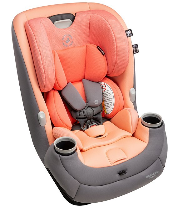 Color:Peach Amber - Image 1 - Pria 3-in-1 Convertible Car Seat