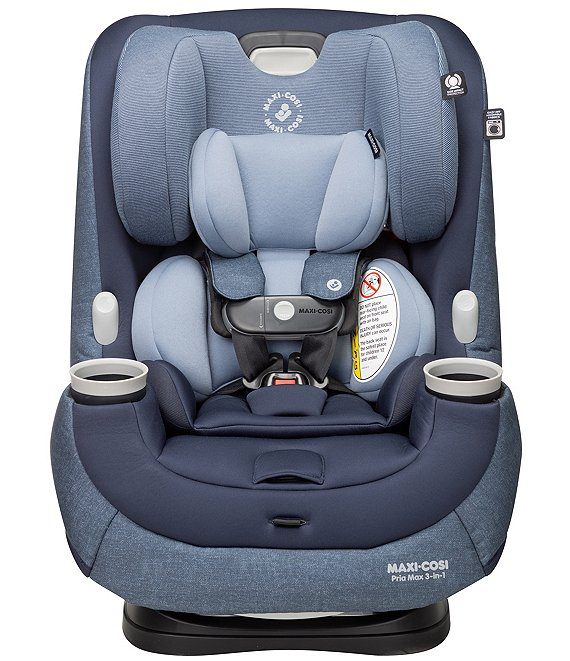Color:Nomad Blue - Image 1 - Pria Max 3-in-1 Convertible Car Seat