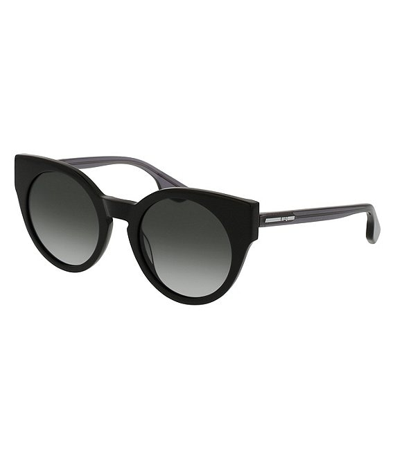 McQ by Alexander McQueen Women's Cat Eye Sunglasses