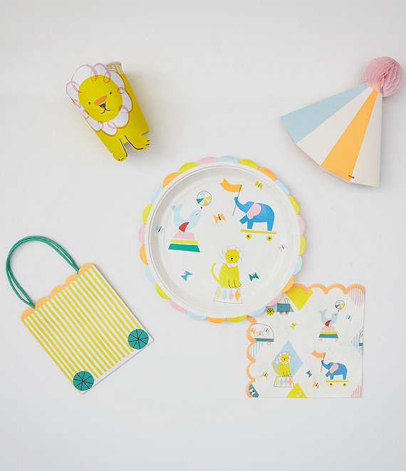 Meri Meri Silly Circus Tableware Bundle