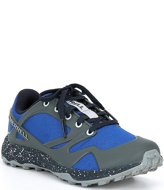 Color:Blue - Image 1 - Boys' Altalight Low Sneakers (Youth)