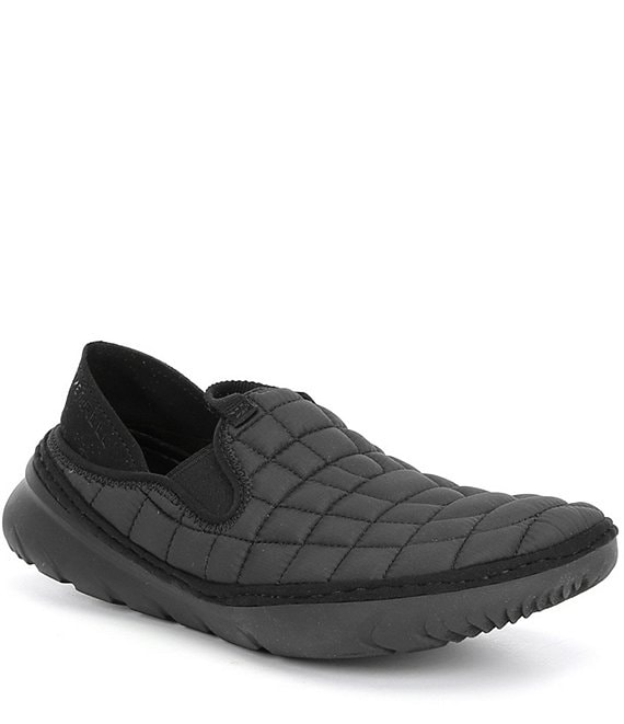 Merrell Hut Moc Quilted Nylon Slip On Sneakers