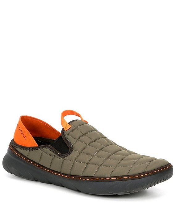 Merrell Men's Quilted Nylon Hut Moc