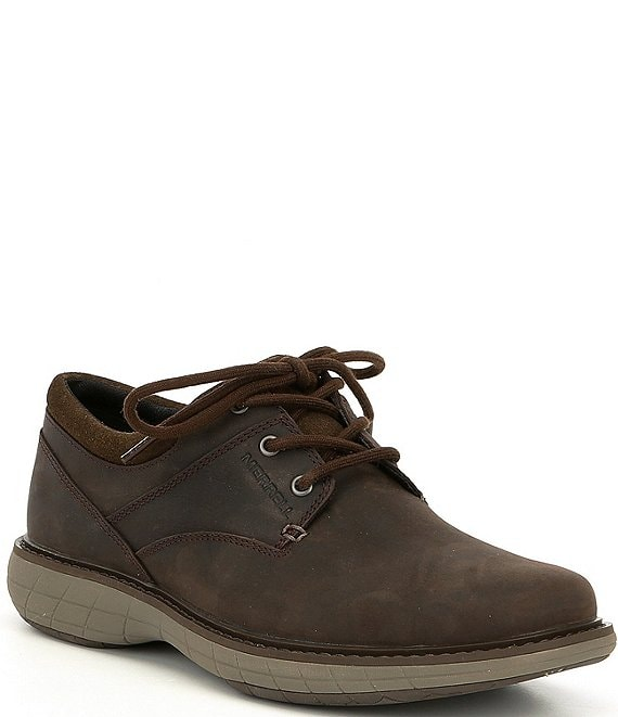 World Vue Lace Up Casual Oxfords