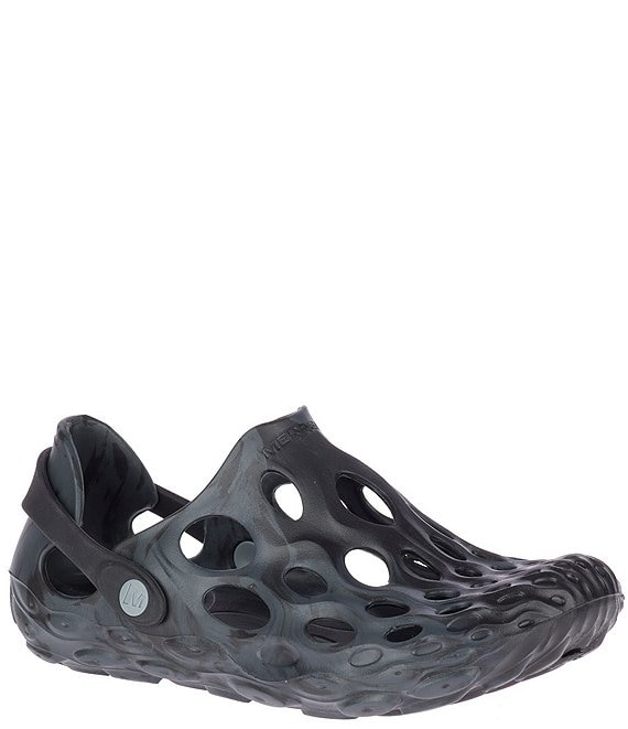 Color:Black - Image 1 - Women's Hydro Moc Water-Friendly Shoes
