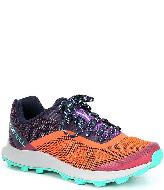 Color:Goldfish - Image 1 - Women's MTL Skyfire Hiking Trail Runners