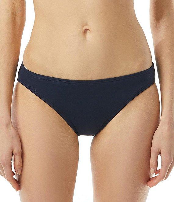 b25b9f8630 MICHAEL Michael Kors Grecian Lux Twist Bikini Swimsuit Top. MICHAEL Michael  Kors Classic Bikini Swimsuit Bottom