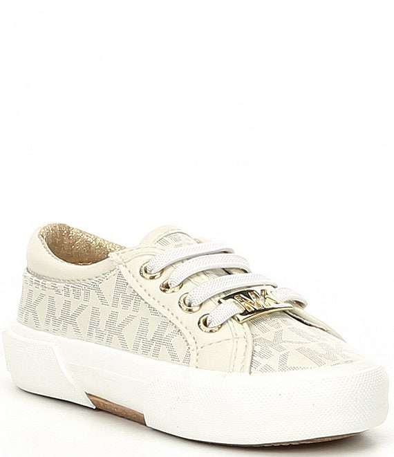 MICHAEL Michael Kors Girls' Ima Rebel Lace Up Sneaker