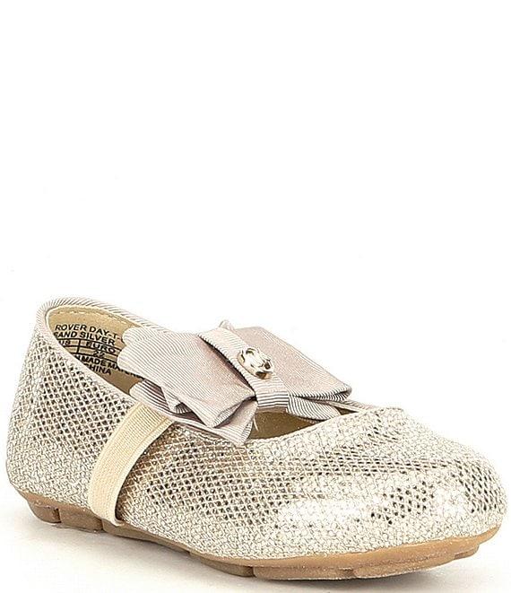 821643b5b919 MICHAEL Michael Kors Girls' Rover Day Ballerina Flat | Dillard's