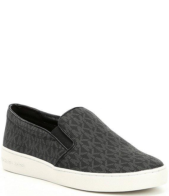 f357f3b0cfe MICHAEL Michael Kors Keaton Slip-On Sneakers   Dillard's