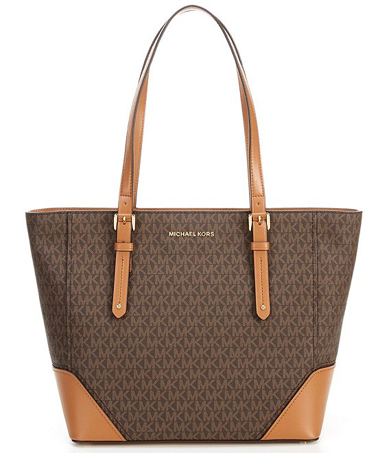 MICHAEL Michael Kors Signature Aria Large Tote Bag