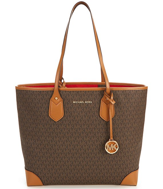 MICHAEL Michael Kors Signature Eva Large Tote Bag