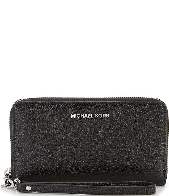 204bfbec2105 MICHAEL Michael Kors Mercer Large Flat Multifunction Phone Wallet ...