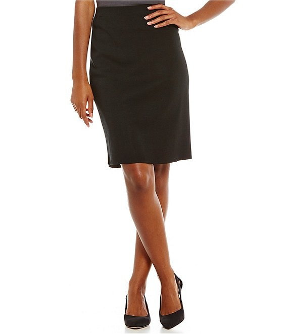 Ming Wang Washable Pencil Skirt