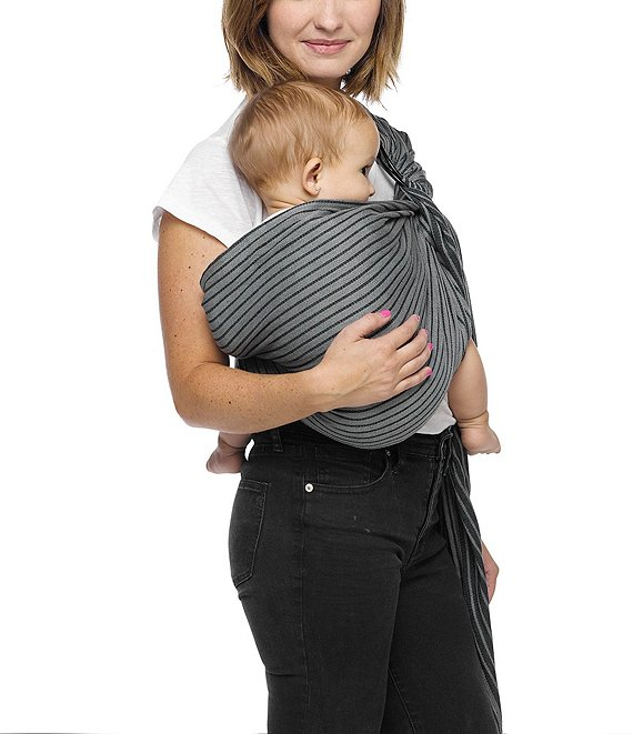 MOBY Jet Ribbons Baby Ring Sling