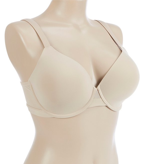Color:Doeskin - Image 1 - Comfortably Cool Underwire T-shirt Bra