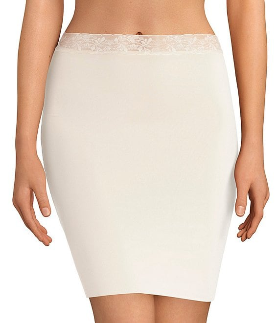 Color:Taupe - Image 1 - Smoothing Half-Slip