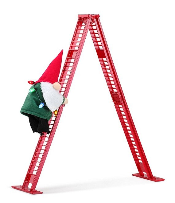 Mr. Christmas Tabletop Super Climbing Animated Gnome