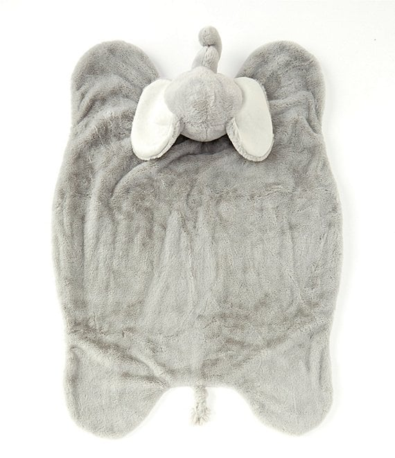 Color:Grey - Image 1 - Baby Plush Elephant Play Mat