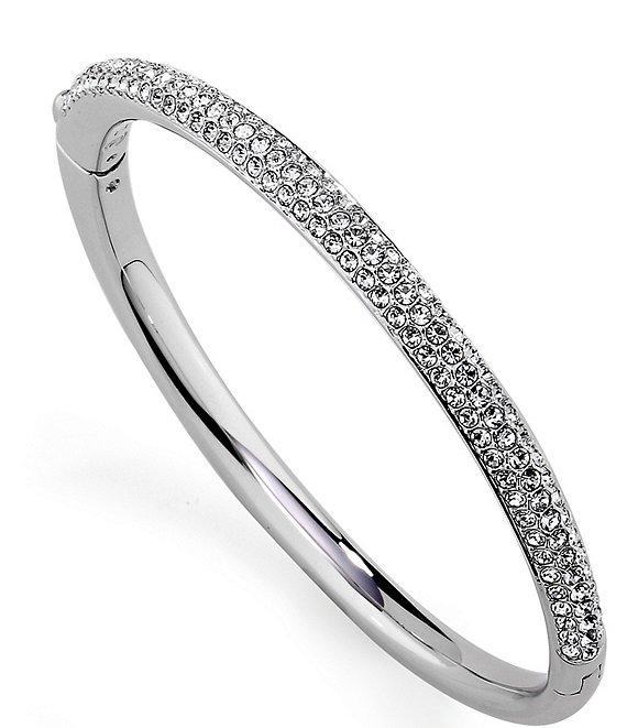 Nadri Crystal Bangle Bracelet Dillard S
