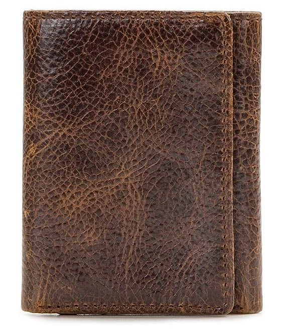 Color:Brown - Image 1 - Nash Firenzetri Trifold Wallet