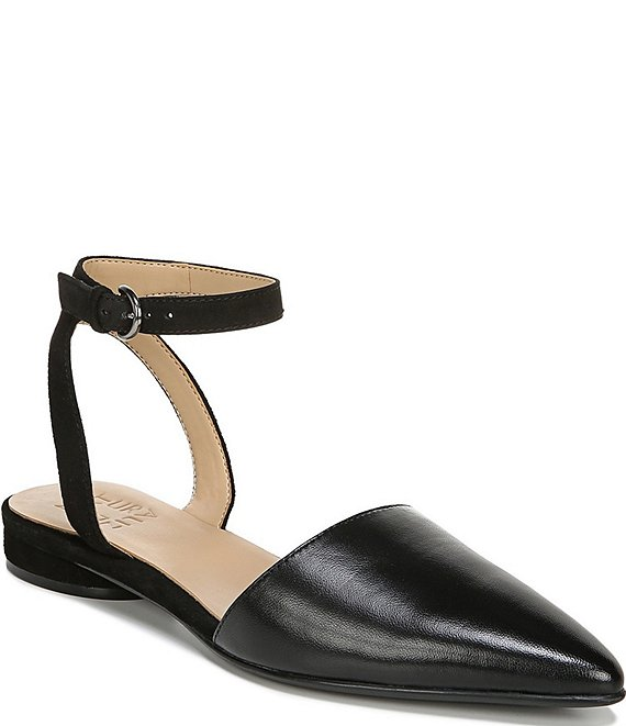 Naturalizer Hartley Ankle Strap Leather