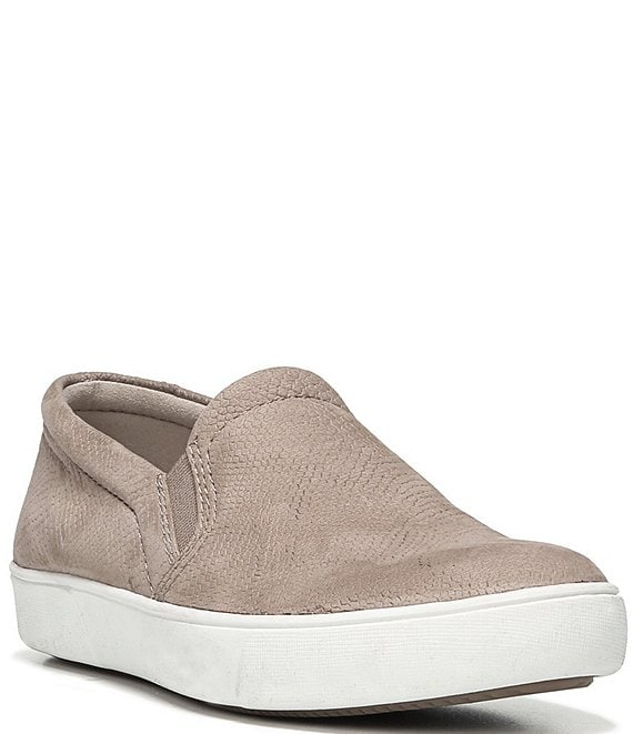 Naturalizer Marianne Reptile Embossed Slip-On Sneakers
