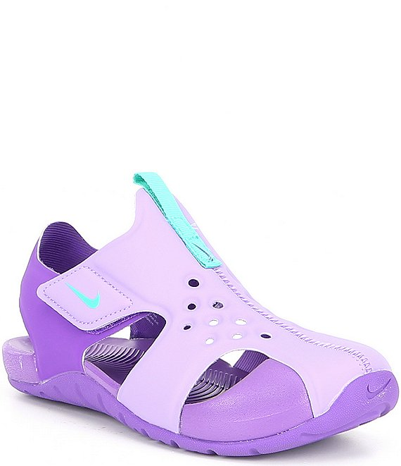 Nike Girls' Sunray Protect Water Resistant Sandals