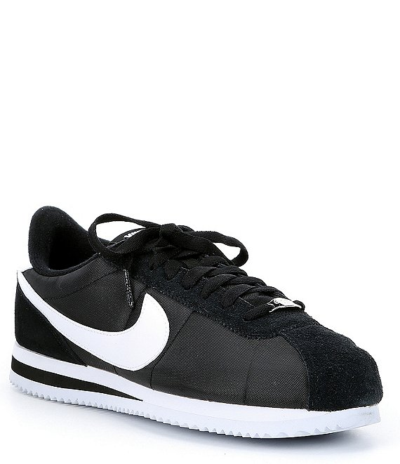 Nike Men's Cortez Basic Nylon Lifestyle Sneaker