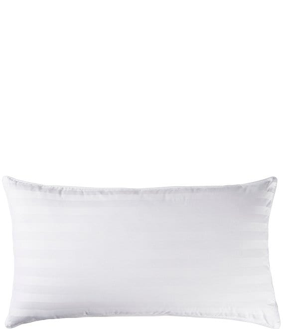 Color:White - Image 1 - Down HALO Firm Pillow