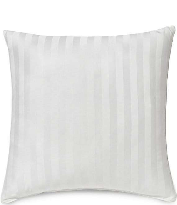 Color:White - Image 1 - Infinite Support Euro Pillow