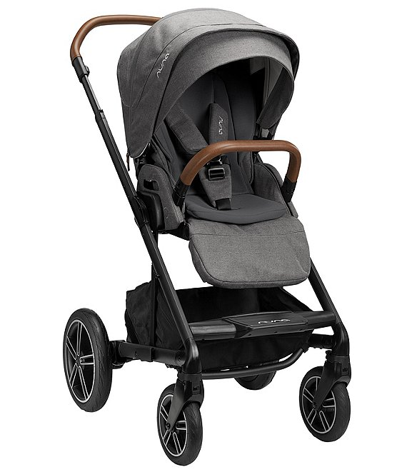 Color:Granite - Image 1 - Mixx Next Stroller with Magnetic Buckle