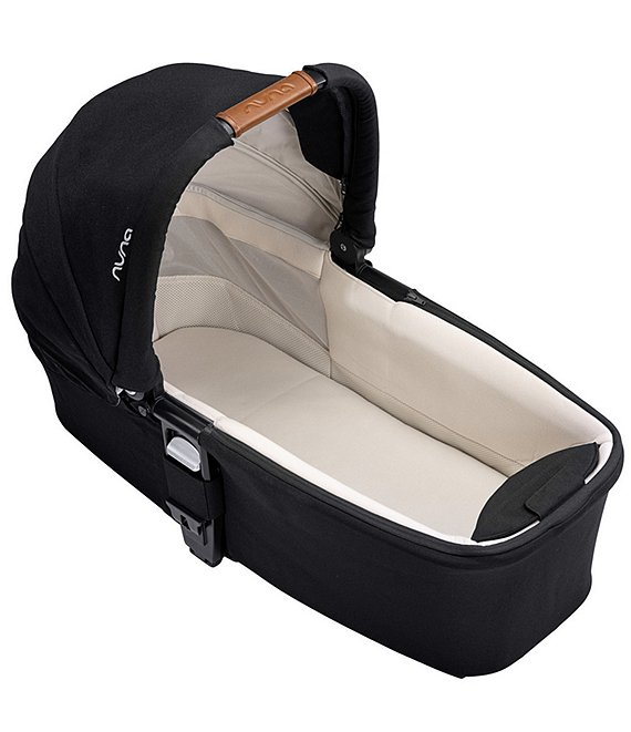 Color:Black - Image 1 - Mixx Series Bassinet for Nuna Mixx Stroller