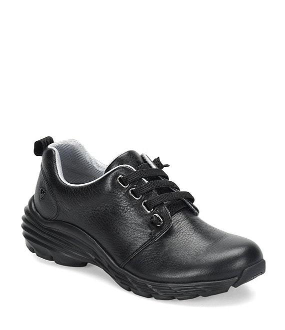 Nurse Mates Velocity Leather Sneakers
