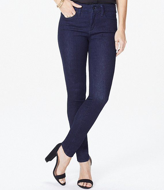 Color:Rinse - Image 1 - Petite Size Ami Skinny Jeggings