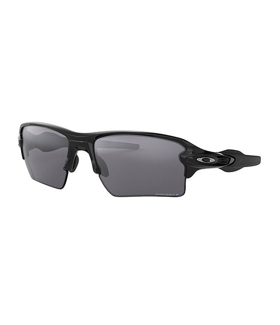 Oakley Men's Flak 2.0 XL Black Sunglasses