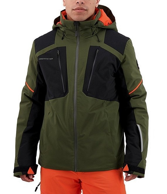 Color:Off-Duty - Image 1 - Foundation HydroBlock® Pro Snow/Ski Jacket