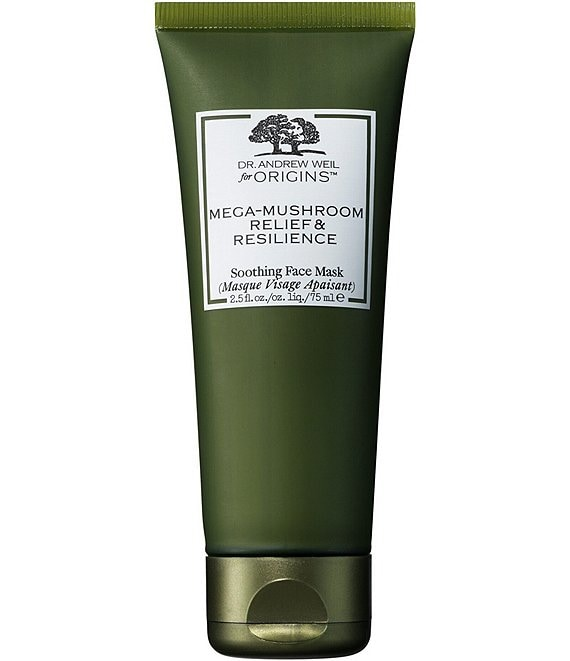 Origins Dr. Andrew Weil for Origins Mega-Mushroom Relief & Resilience Soothing Face Treatment Mask