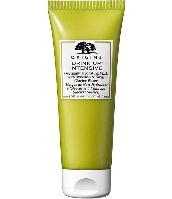 Origins Drink Up Intensive Overnight Hydrating Treatment Mask with Avocado & Swiss Glacier Water