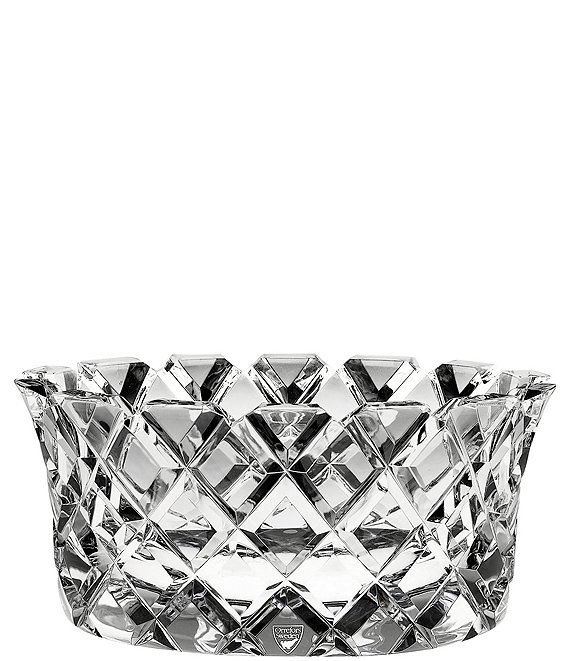 Orrefors Sofiero Crystal Low Bowl