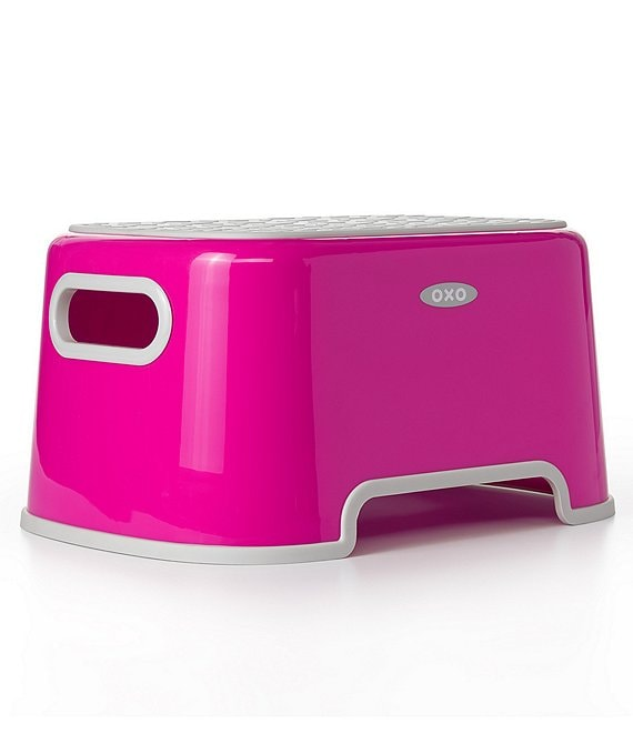 Color:Pink - Image 1 - Tot Step Stool