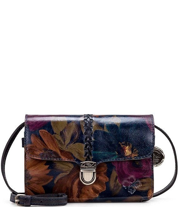 Color:Peruvian Paint - Image 1 - Peruvian Painting Collection Belizzi Crossbody Bag